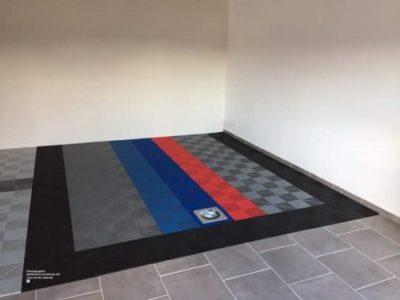 Ausstellungsraum-Ambiente BMW