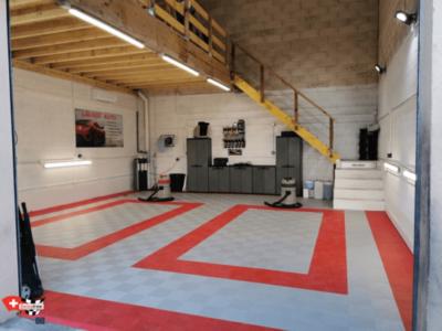 Autowaschboden – der Bodenbelag für Autowasch-Bereiche