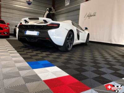 Boden für Automobil Showroom