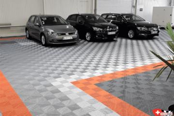Bodenbelag für Automobilausstellungsräume und Showrrom
