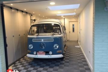 Bodenbelag für Garage Combi-VW