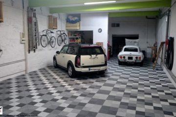 Bodenbelag für die Garage