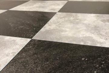 Bodeneffekt-schwarzer-Marmor