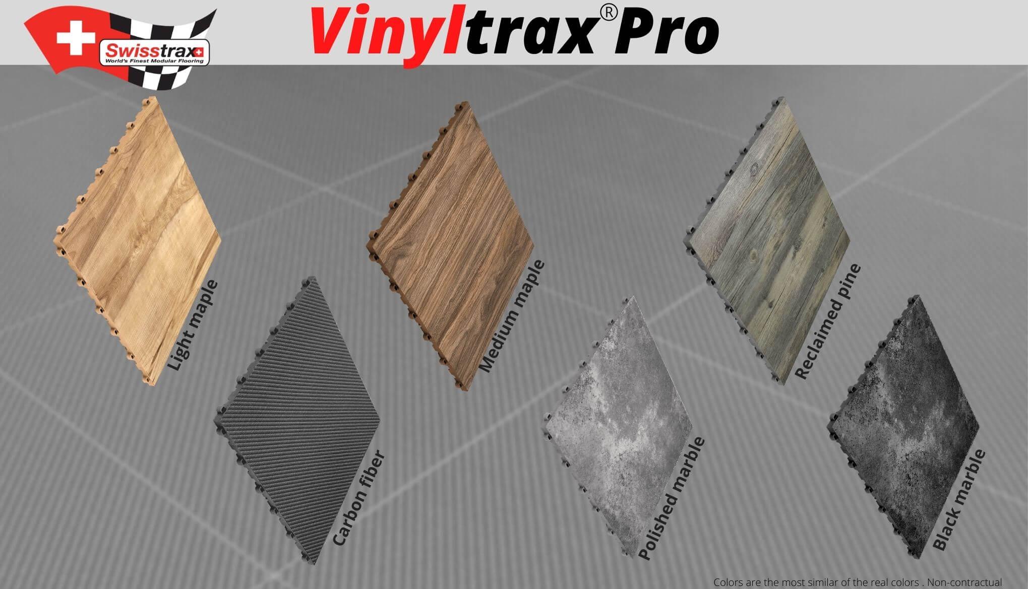 Das VINYLTRAX Modell