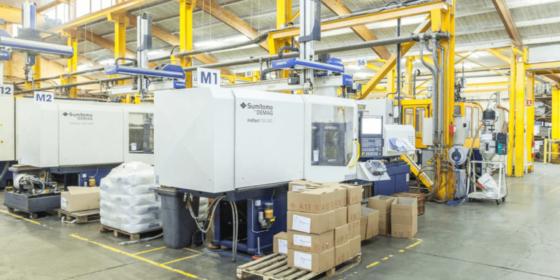 Die französische Fabrik für den europäischen Vertrieb EN ISO 9001 : 2015
