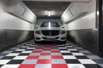 Garagenboden