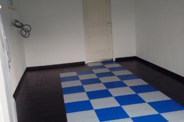 Garagenboden Platten