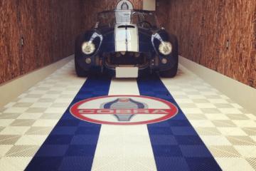 Garagenbodenbelag