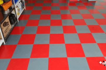 Garagenbodenplatten