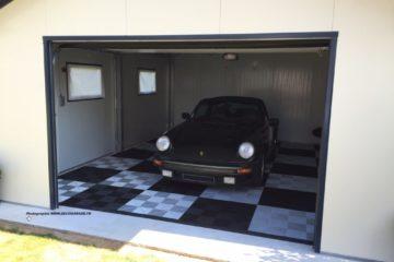Garagenplatte