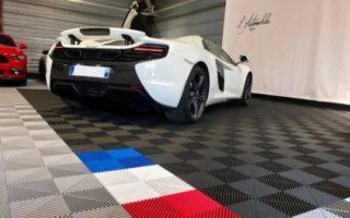 Garagenplatten in 20 Farben