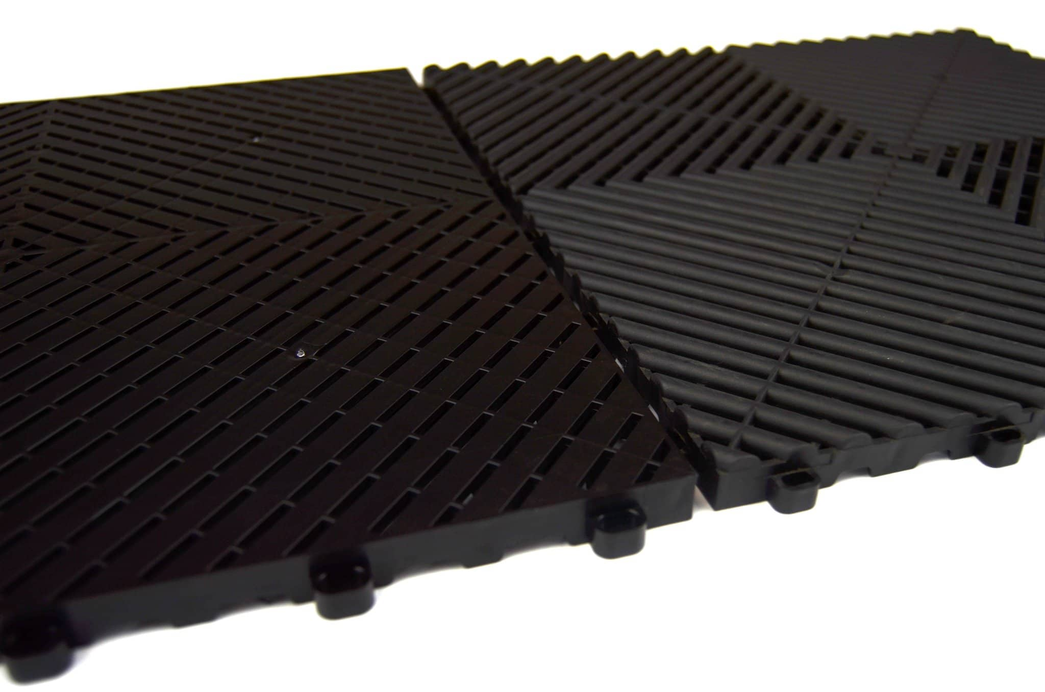 Clippbare Bodenplatte