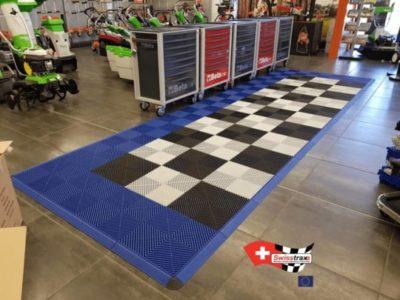 Merchandising Bodenplatten