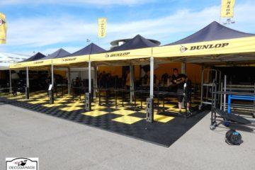 Paddockboden Formel 1