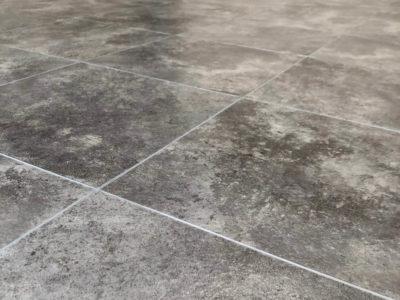 Plattenfarbe Marmor grau