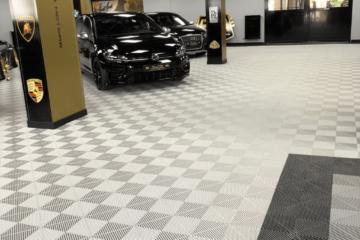 Professioneller Automobil Showroom