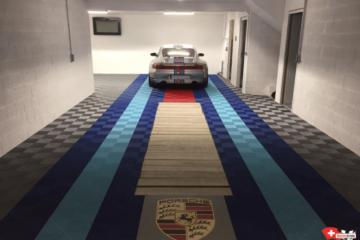 Ribtrax Platten Martini Racing Look