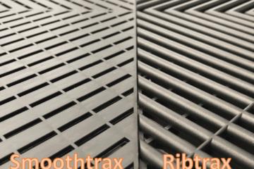 Ribtrax VS Smoothtrax