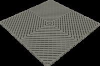 Polypropylen Bodenplatten zum Clippen Modell SMOOTHTRAX, neue Bodenplatten aus der SWISSTRAX-Reihe.