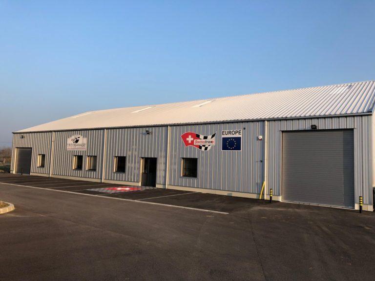 SWISSTRAX Europe Hauptsitz in Frankreich 60400 Crisolles