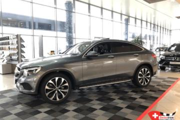 Showroom Boden Autoausstellung