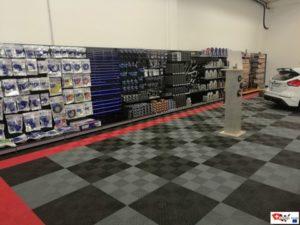 Showroom Boden Autoteile