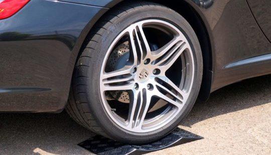 Unterlegkeil-Anti-Reifenpanne