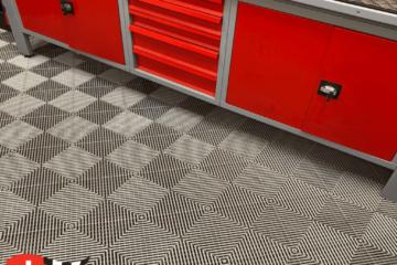 Werkstattboden