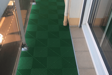Ribtrax Turf Green